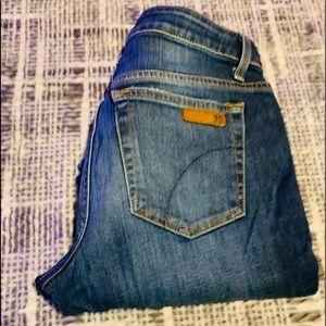 Joe's blue jeans size 27